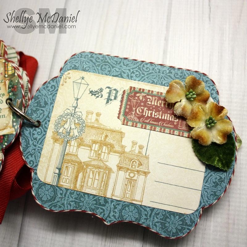 Shellye McDaniel-Christmas Carol Mini Album13