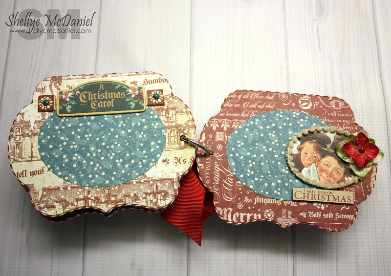Shellye McDaniel-Christmas Carol Mini Album14