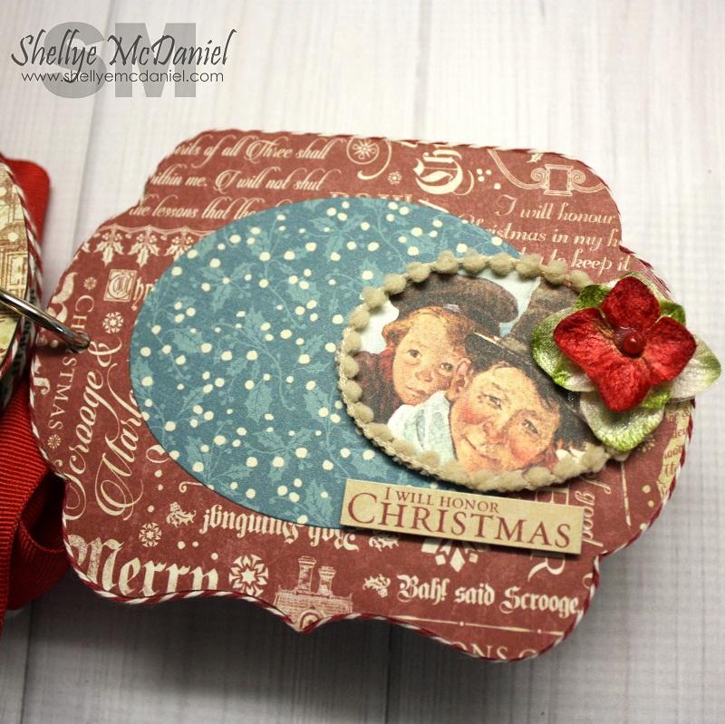 Shellye McDaniel-Christmas Carol Mini Album15