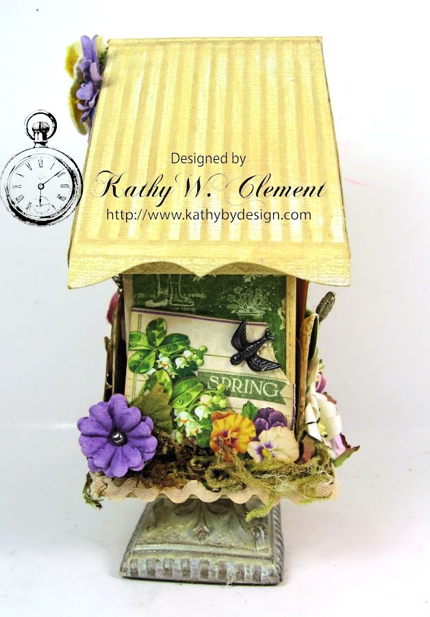 Petaloo Bird House 05