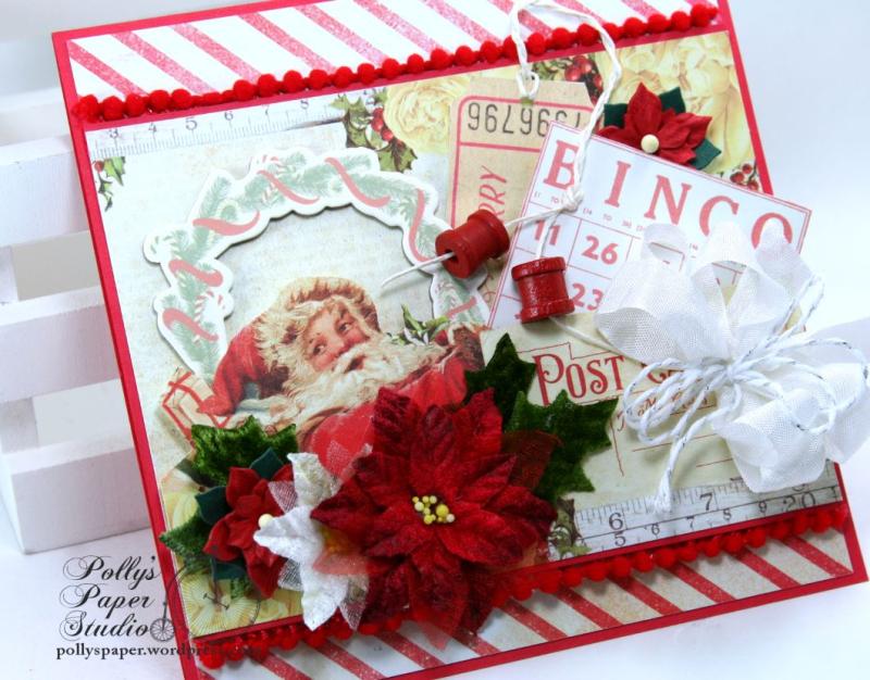 Santa_Bingo_Christmas_Greeting_Card_Polly's_Paper_Studio_01