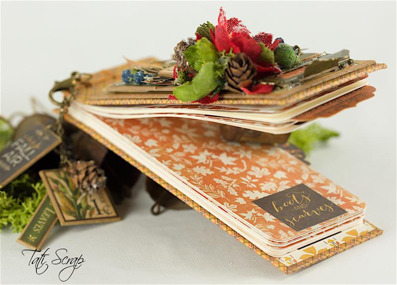 Tati, Celebrate Fall Note Book, Petaloo, Photo 7
