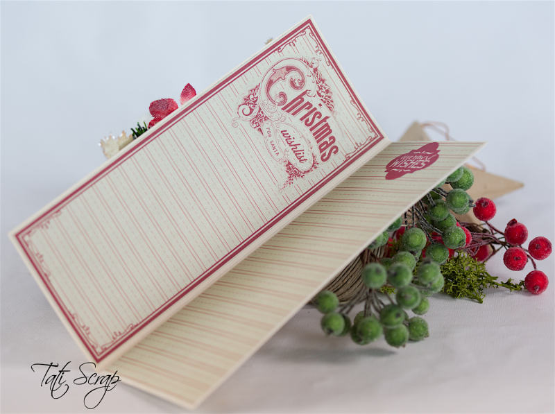 Tati, Christmas card, Petaloo, Authentique Blog Hop,Photo 6