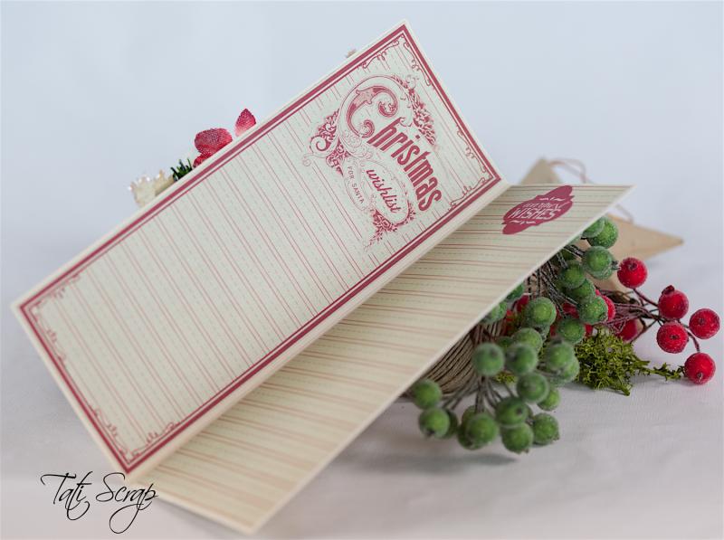 Tati, Christmas card, Petaloo, Authentique Blog Hop,Photo 6