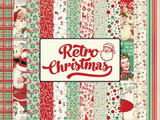 Retro Christmas-sneak peek