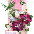 Mothers Day tag, Petaloo, Graphic 45 Maggi Harding (1) - Copy