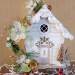 Christmas Birdhouse (2)