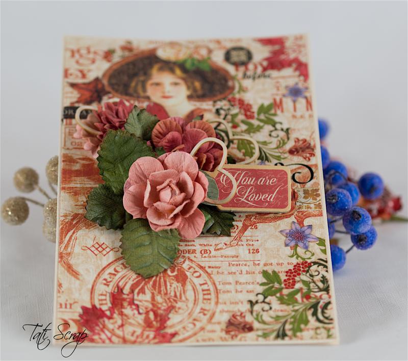 Tati, Love Card, Petaloo, Photo 1