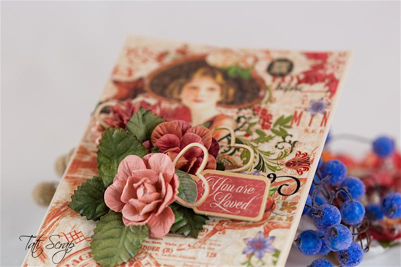Tati, Love Card, Petaloo, Photo 3