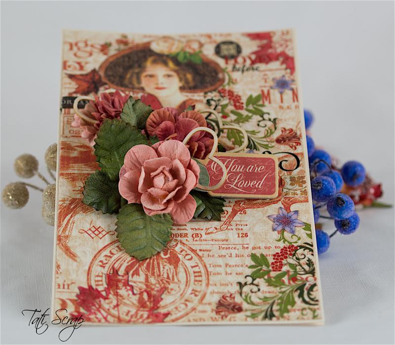 Tati, Love Card, Petaloo, Photo 5