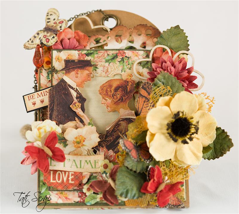 Tati, Love Tag, Petaloo Flowers, Photo 0