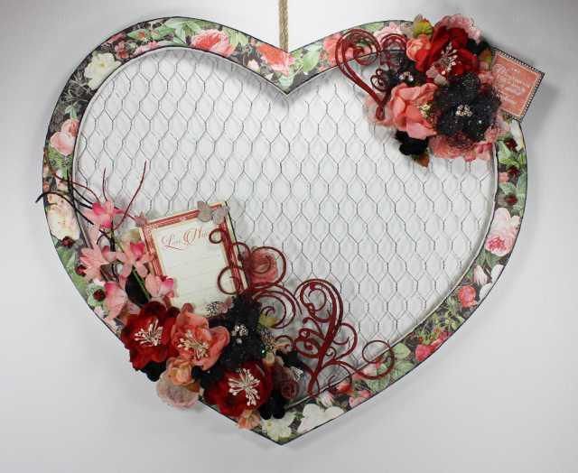 Heart Petaloo