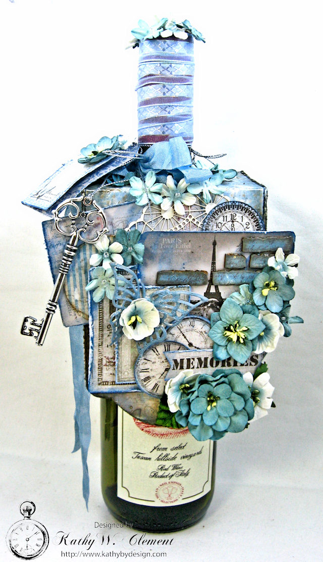Hostess Gifts for Summer Parties by Kathy Clement for Petaloo by Floracraft Maja Design Spotlight Photo 2