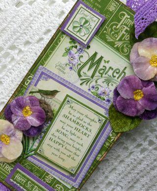 BEAUTY Botanica Velvet Pansy tag