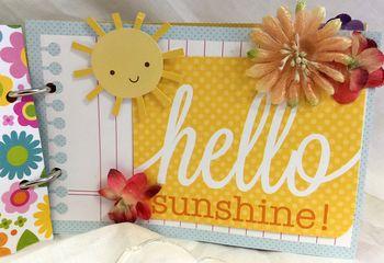 Hello Sunshine Mini Album