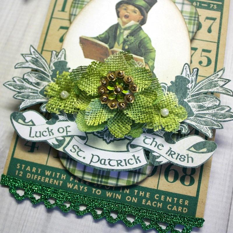Shellye McDaniel-Petaloo St Pats Day Hanger2