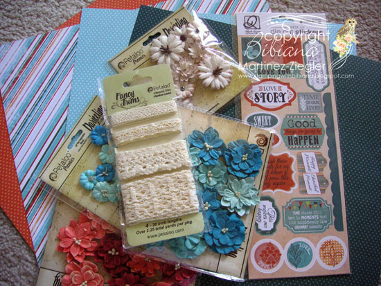 Diagonal gift mom supplies 1