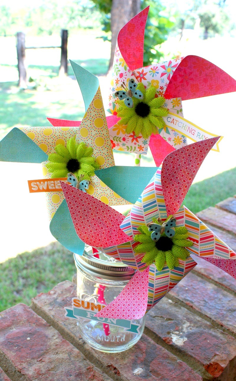 Shellye McDaniel-DIY Summer Fun Pinwheels1