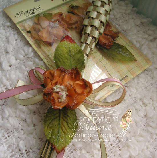 Lavender wand supplies
