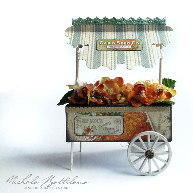 Flower Cart - Nichola Battilana