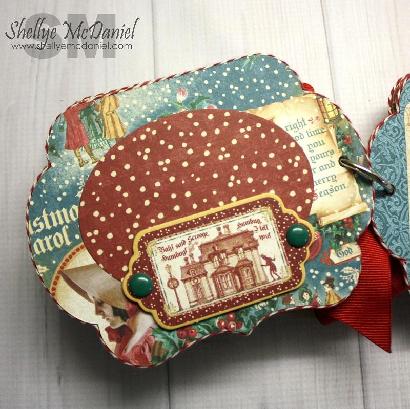 Shellye McDaniel-Christmas Carol Mini Album12