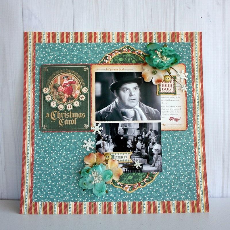 Shellye McDaniel-Christmas Tradition Layout1