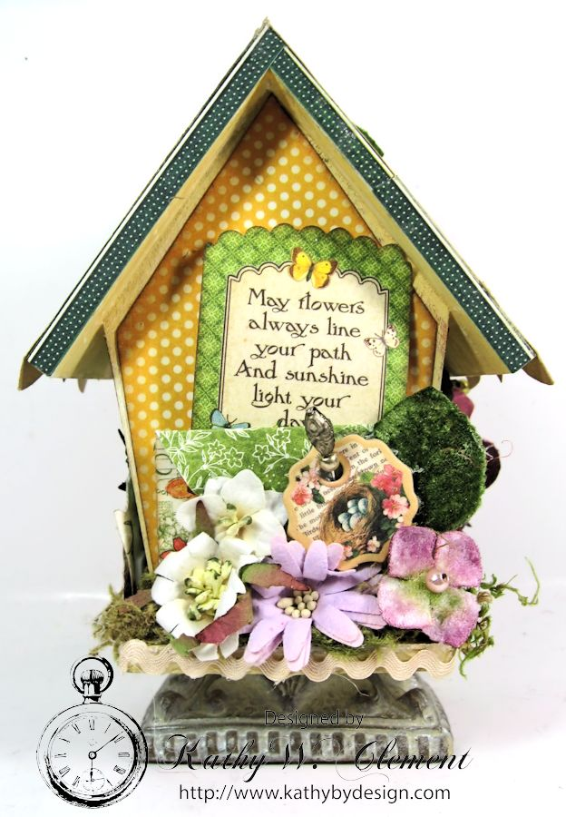 Petaloo Bird House 04