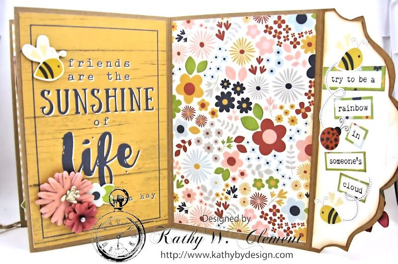 Petaloo Simple Stories Bloom and Grow Blog Hop Project 2 by Kathy Clement 07