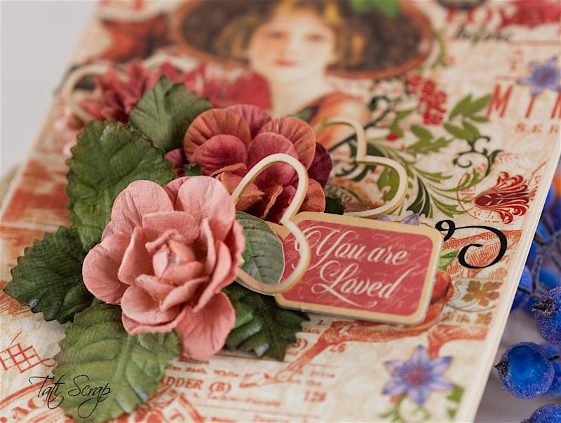 Tati, Love Card, Petaloo, Photo 2