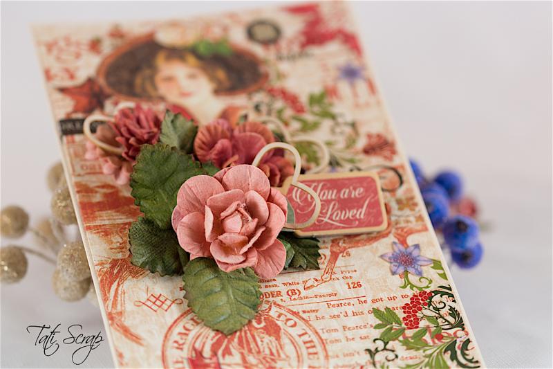Tati, Love Card, Petaloo, Photo 4