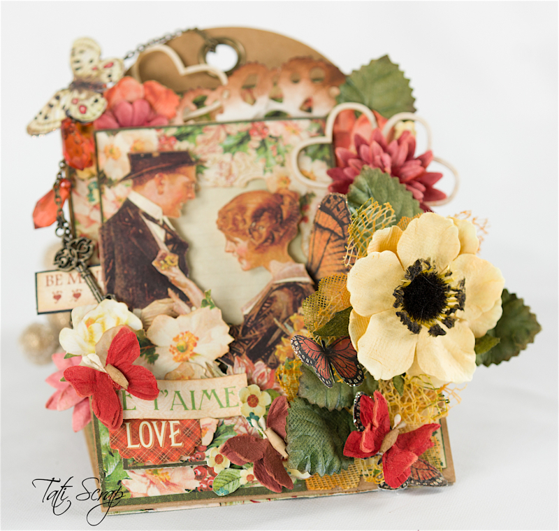 Tati, Love Tag, Petaloo Flowers, Photo 4