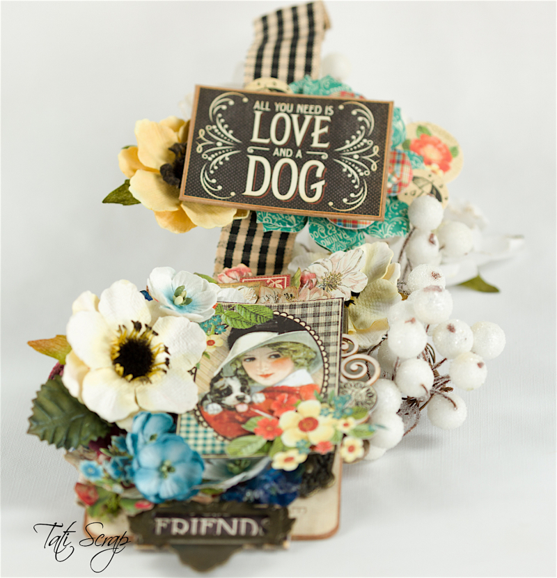 Tati, Wall Decor, Pets & Petaloo, Photo 4