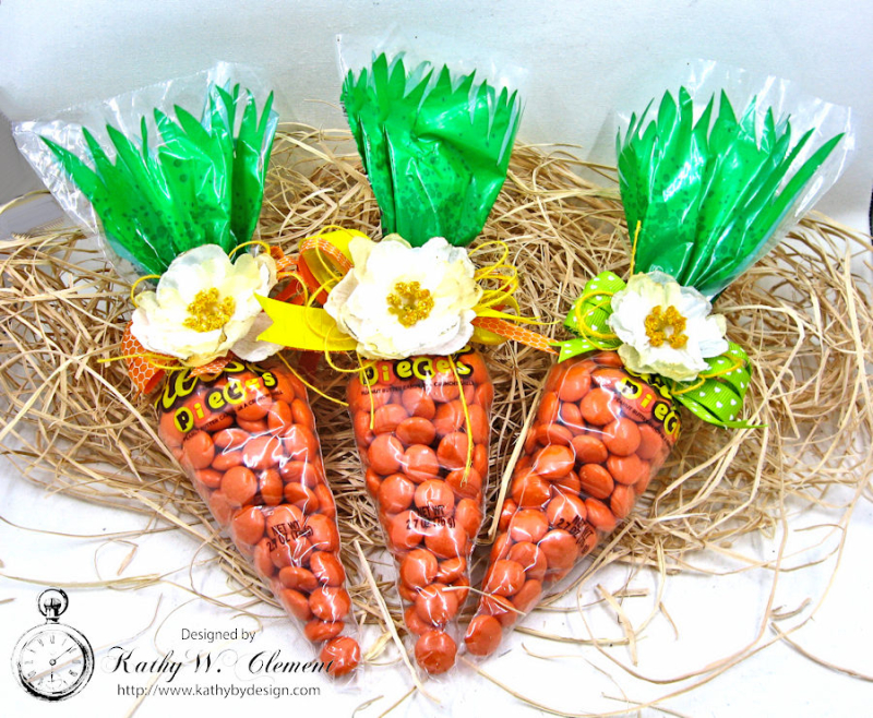 What's Up Doc Carrot Treats by Kathy Clement for Petaloo International Photo 1