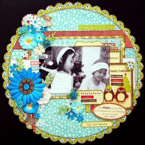 Jillibean Blog Hop layout