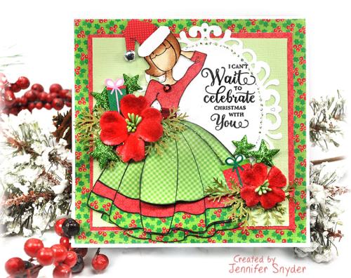 November Julie Card