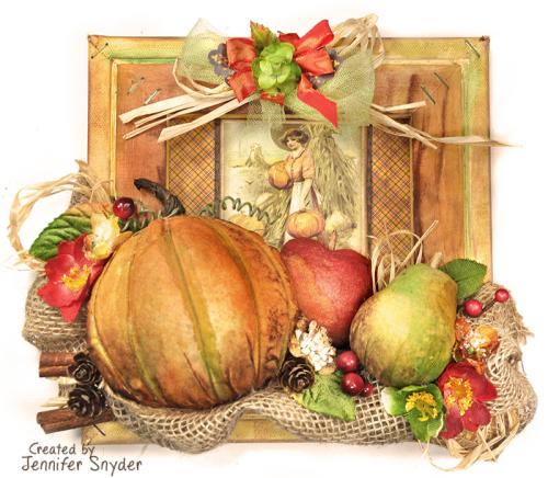 Petaloo autumn canvas small TM