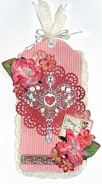 Valentine tag, Childrens Hour, Petaloo, Graphic 45 (1)